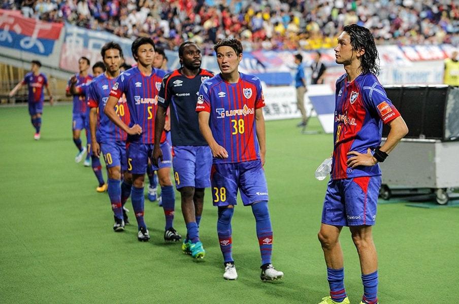 3泊5日で2試合の超強行日程は……。FC東京の欧州遠征に選手からも不満が。<Number Web> photograph by Kiichi Matsumoto