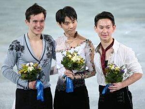 19歳、金メダルは新たなスタート!羽生結弦、日本男子初の五輪王者。