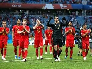 ベルギー黄金時代を築いた10年間。攻撃陣は世界トップ、つけいる隙は?