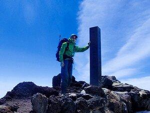 <富士山を10倍楽しむ方法> 服部文祥 「魅力は『高さ』に尽きる」