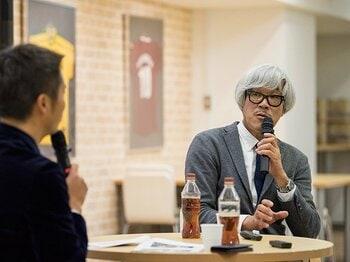 アシックス取締役が語る靴の秘密。「研究の積み重ねが一番の強み」<Number Web> photograph by Ichisei Hiramatsu