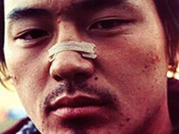 早稲田大学 「荒ぶる」への内なる戦い。<Number Web> photograph by Naoyoshi Sueishi
