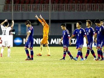 技術も上、戦術も上……なのに敗退。U-19が北朝鮮に勝てなかった理由。<Number Web> photograph by Getty Images