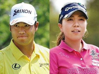 リオ五輪まであと1年。日本代表の当確候補は?~正式種目復活のゴルフ、当確は松山英樹だけか~<Number Web> photograph by KYODO
