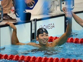リオへの第1R。~世界水泳で見えた可能性~<Number Web> photograph by JMPA