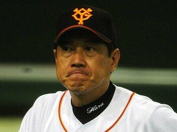 巨人も中日も負け方がおかしい?6点差からの逆転負けに、不吉な兆し。<Number Web> photograph by Naoya Sanuki
