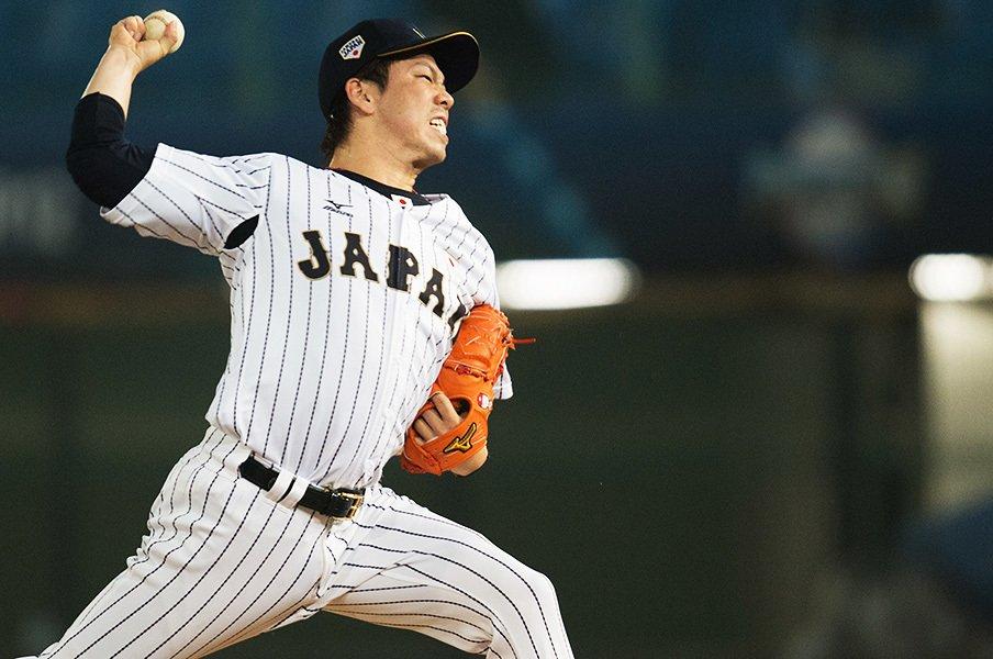前田健太と有力な行き先。~大物投手玉突き現象の影響は?~<Number Web> photograph by Nanae Suzuki