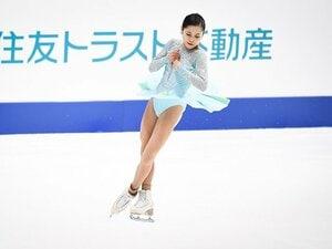 全日本3連覇「狙っていきなさい」。宮原知子がコーチに助言された理由。