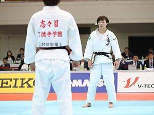 柔道・角田夏実の大逆転はあるのか。階級変更を決断させた五輪への執念。