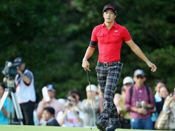 成績不振の石川と共に視聴率も急落。今、ゴルフ界に求められているもの。<Number Web> photograph by Keisuke Nakanishi/AFLO