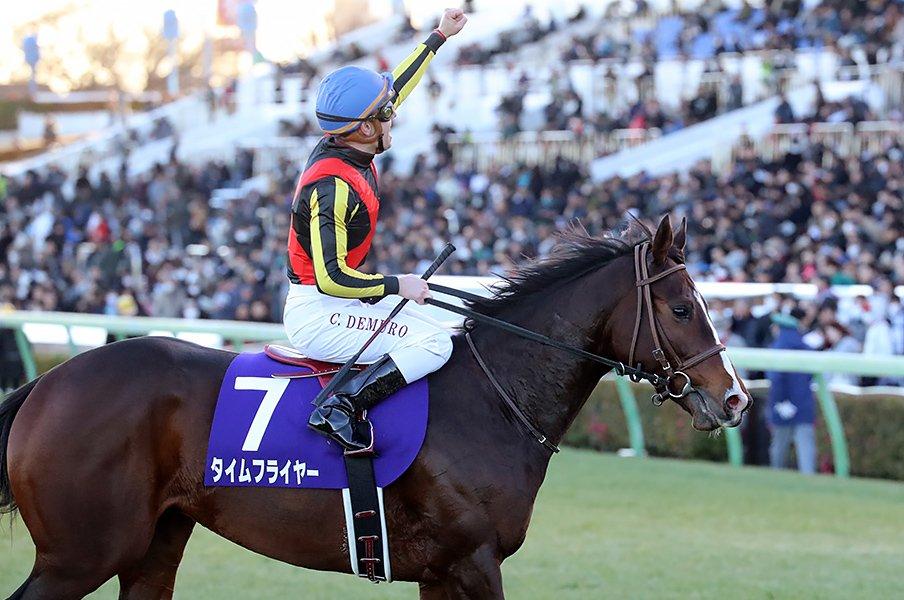 皐月賞の主役は「不在のダノン」。未対決のタイムフライヤーに勝機?<Number Web> photograph by Yuji Takahashi