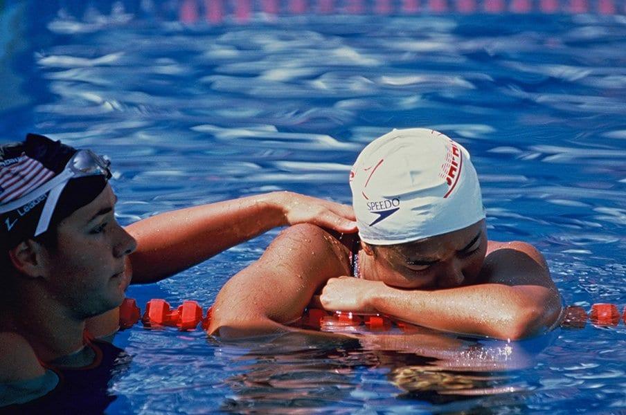 長崎宏子の涙は尽きたのか。<オリンピック4位という人生(5)>