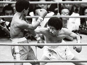 ボクシング殿堂入りが決定。具志堅用高の偉大さとは。~「沖縄」を背負った13度の防衛~