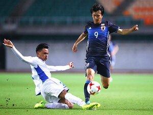 U-20W杯で「黄金世代を超えたい」。初瀬、小川、堂安それぞれの野心。