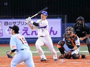 広島追撃、そしてCS初出場へ――。DeNA梶谷隆幸の打棒に火はつくか。