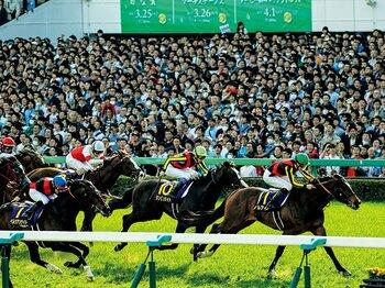 <Derby 2017>皐月賞 アルアイン――史上空前の混戦。<Number Web> photograph by Kiichi Matsumoto