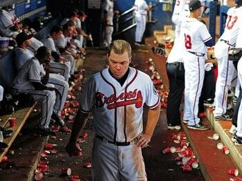 長丁場と土壇場のドラマ。~MLBの今季最終戦で大波乱!!~<Number Web> photograph by Getty Images
