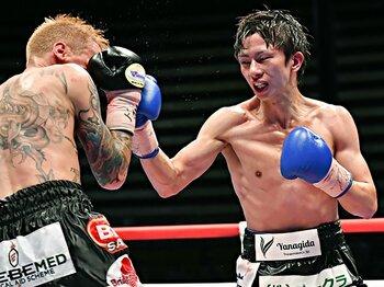 田口良一はなぜ王座を失ったのか。恐怖と、届かなかった1ポイント。<Number Web> photograph by Hiroaki Yamaguchi