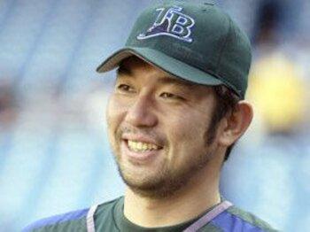 野茂英雄、37歳の開幕。<Number Web> photograph by AFLO