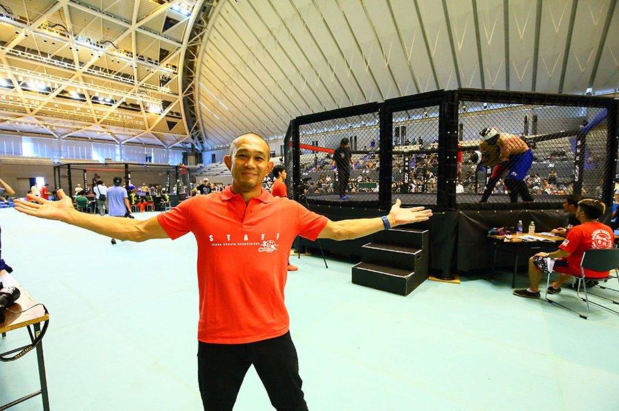 続々開催される新・格闘技イベント。世界的UFCブームを、日本が猛追!<Number Web> photograph by Susumu Nagao
