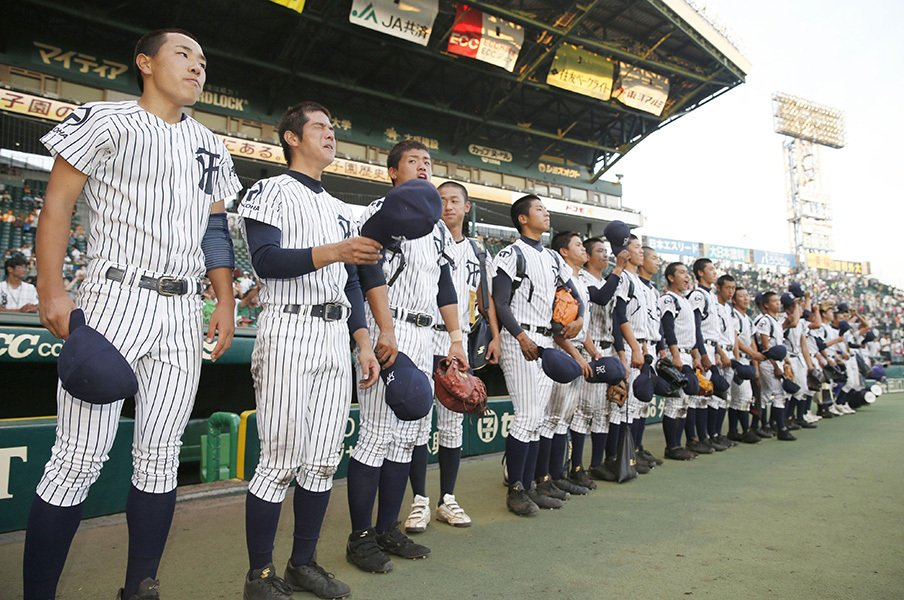 """才能溢れるがゆえに感じた""""危惧""""。一人歩きする「フルスイング」。<Number Web> photograph by Kyodo News"""
