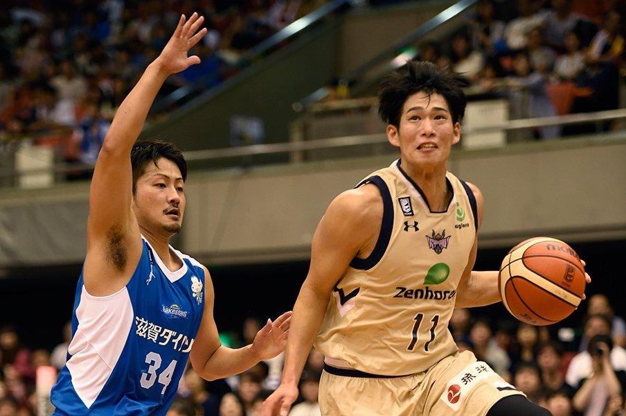 琉球ゴールデンキングスは何をした?昨季より1試合の失点が10点も減少。<Number Web> photograph by Naoya Sanuki