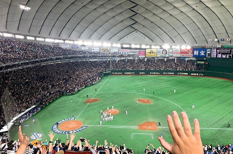 「野球の日本代表」が定着してきた。プレミア12で感じた成熟と真剣勝負。<Number Web> photograph by Yasutaka Nakamizo