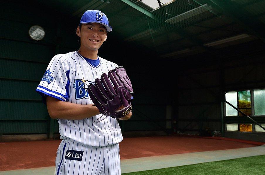 """「絶対にプロ野球選手になる!」DeNA熊原健人が""""仙台""""でかなえた夢。"""