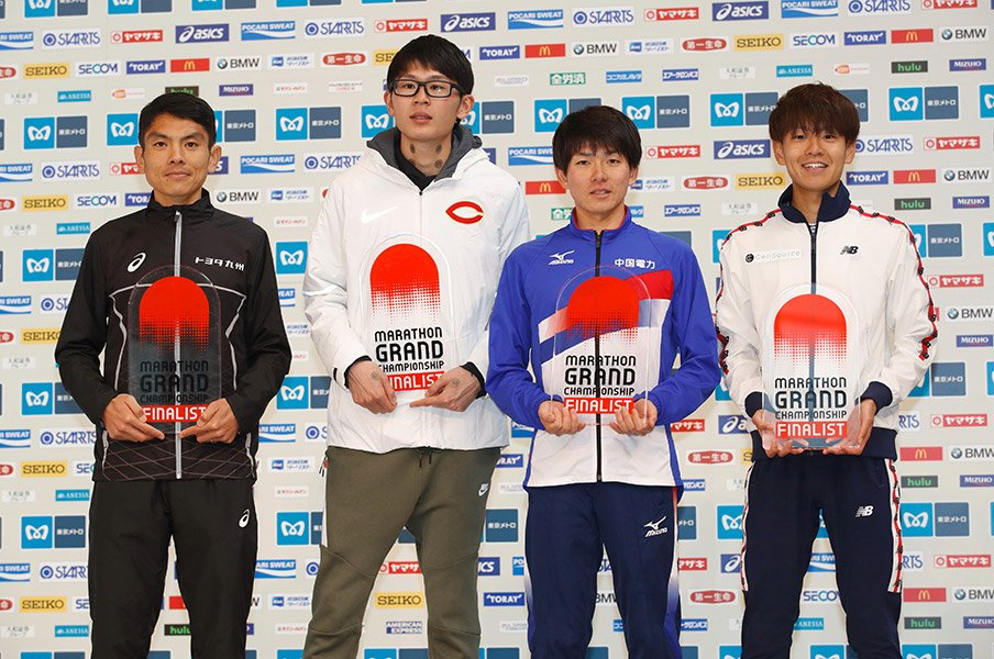 MGCを制するのは速さか、強さか。東京五輪を狙う実力者たちが集結。<Number Web> photograph by AFLO