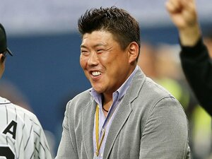 """""""逆転イッパツマン""""北川コーチがオリ打線に教える「二段構え打法」。"""