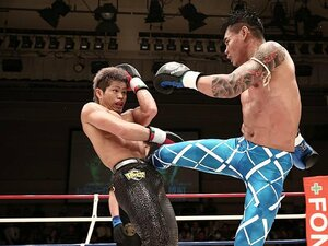 シュートボクシングのエースとして。鈴木博昭、どん底からの復活ロード。