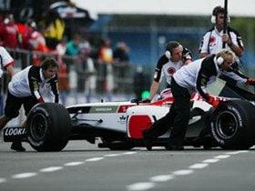 佐藤琢磨 グランプリに挑む Round 11 イギリスGP