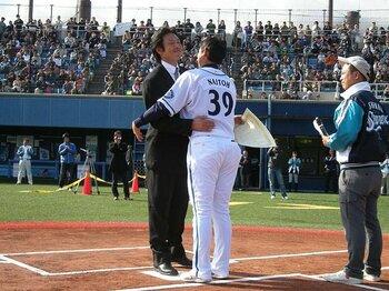 さらば! 愛しの湘南シーレックス。横浜の二軍に何があったのか?<Number Web> photograph by NIKKAN SPORTS