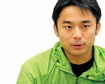 <私とカラダづくり> 岩瀬大輔 「経営にはコンディショニングが必要だ」<Number Web> photograph by Asami Enomoto