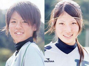<女子サッカーの未来を探る> 転換期を迎えるなでしこ育成事情。<Number Web> photograph by Rin Okamoto