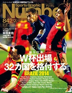 W杯出場32カ国を格付する。 ~WORLD CUP BRAZIL 2014~ - Number 842号