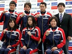 日本水泳、惨敗からの躍進。強い「チーム」のつくり方とは。