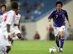 アジアカップ VS.UAE