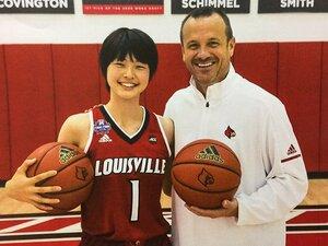日本バスケ女子の至宝・今野紀花。NCAA強豪で渡邊雄太、八村塁に続け。