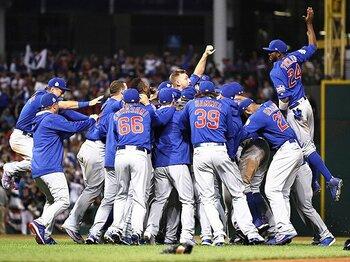本命カブスと嵐を呼ぶ対抗馬。2017年MLBの全順位を予想する。<Number Web> photograph by Getty Images