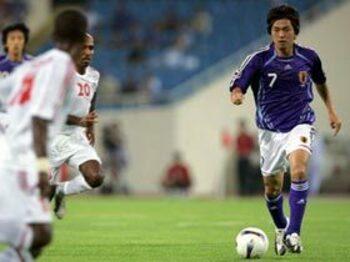 アジアカップ VS.UAE<Number Web> photograph by Takuya Sugiyama