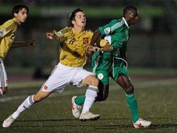"""スペインを支える""""100年の育成術""""。サッカーU-17W杯3位の実力とは?<Number Web> photograph by FIFA via Getty Images"""