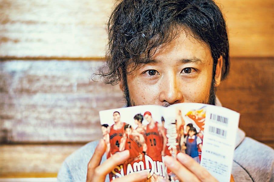 田臥勇太が語るNBAとスラムダンク。平成バスケブームの「かっこよさ」。<Number Web> photograph by Takuya Sugiyama