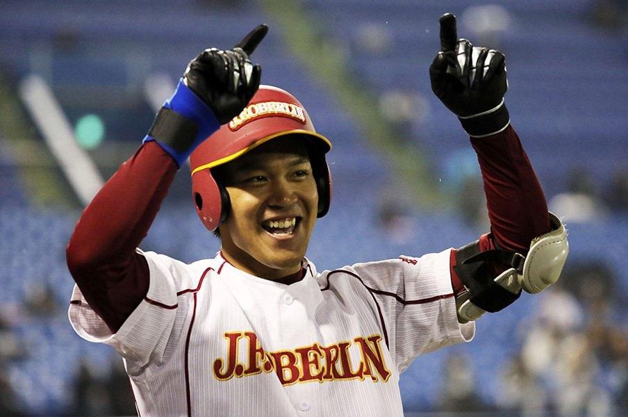 佐々木千隼に桑田真澄イズムあり。大学最後の大会での快投、本塁打。<Number Web> photograph by NIKKAN SPORTS