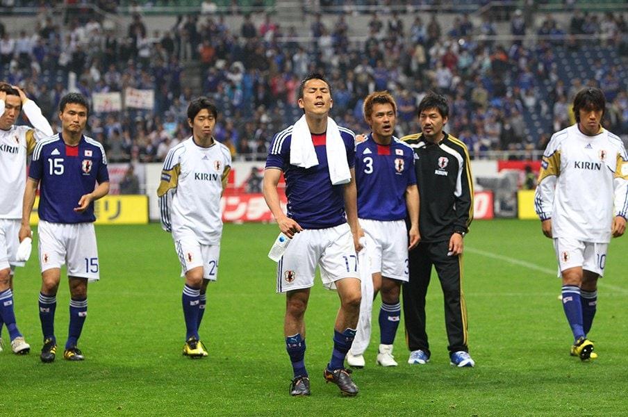 岡田Jの韓国戦惨敗が今も問うこと。「チーム作り」とはそもそも何か。<Number Web> photograph by AFLO