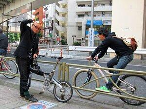 もっとオシャレしても良いかも!?自転車ツーキニストの服装を考える。