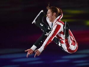 米国王者J・ブラウン「ユヅルには脱帽」。フィギュア全米選手権棄権の衝撃。