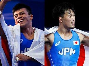 太田忍と文田健一郎の友情と死闘。東京五輪レスリング代表を掴むまで。