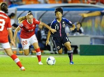 技術、メンタル、積極性。男子がU-20女子に学ぶこと。~ヤングなでしこの上質なサッカー~<Number Web> photograph by Toshiya Kondo