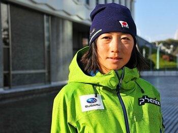 """女子クロスカントリーのパイオニア。石田正子が""""世界""""と渡りあえる理由。<Number Web> photograph by Shino Seki"""